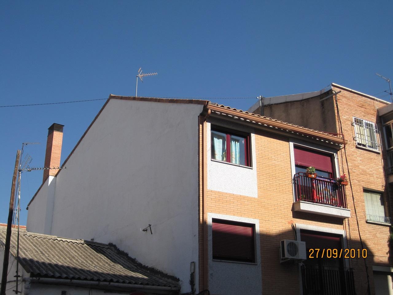 Edificio 3 viviendas san sebasti n de los reyes for Viviendas en san sebastian de los reyes